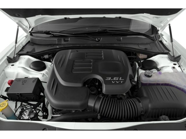 3.6-liter Pentastar V6 Engine