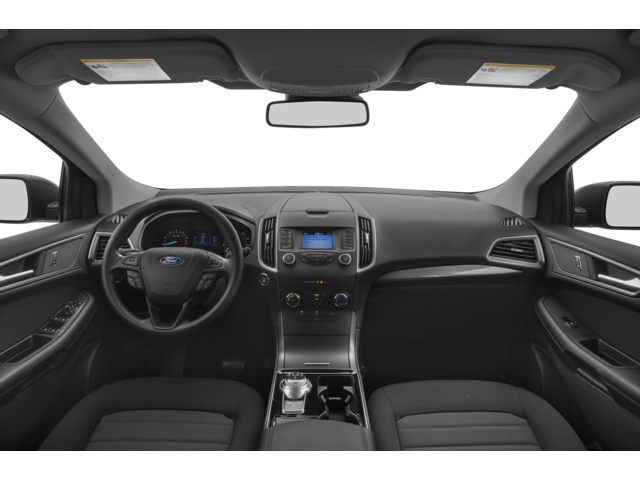 Ford Edge Driver Interior