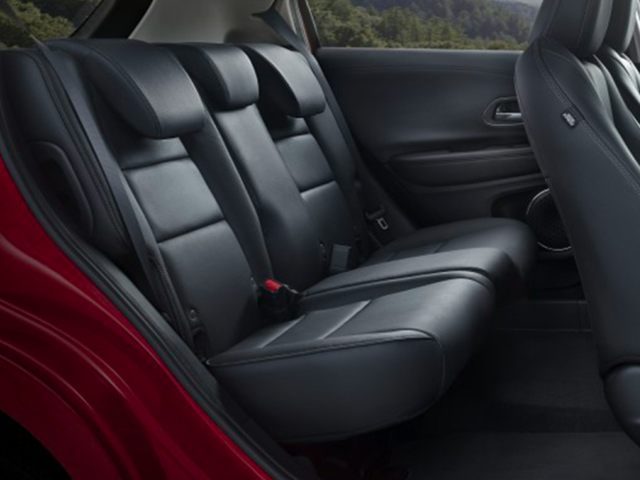 2021 Honda HR-V Rear Seat