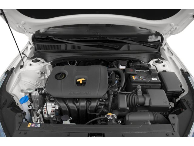2020 Kia Forte Engine