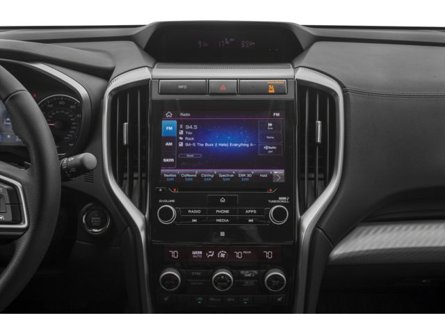 2021 Subaru Ascent Dashboard