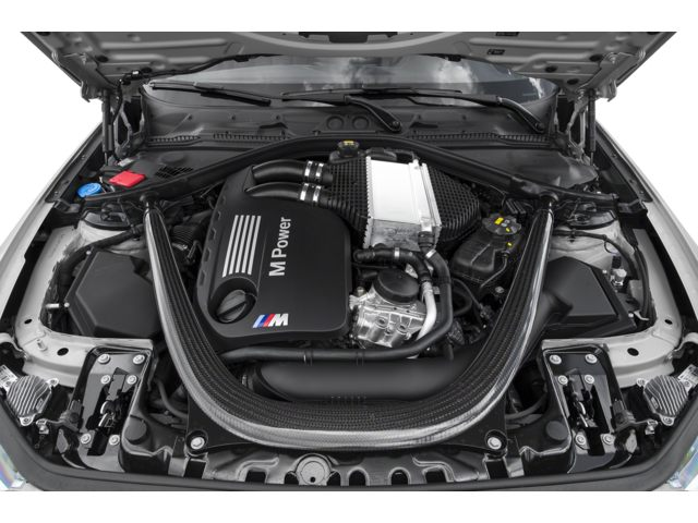 2020 BMW M2 Engine