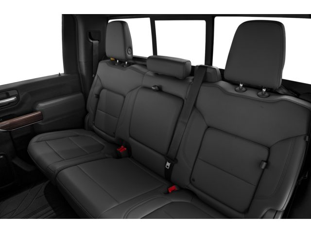 Chevrolet Silverado 2500HD Rear Interior