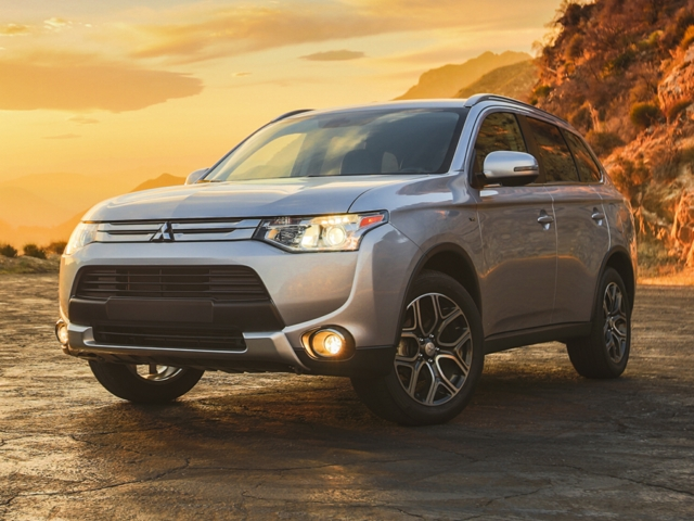 2015 Mitsubishi Outlander ES Fort Pierce FL