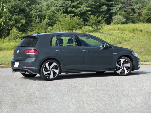 2019 Volkswagen Golf Gti 2 0t Se Kingston Ny 30872654