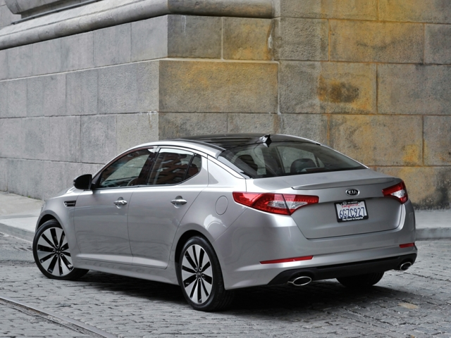 2013 Kia Optima LX Fort Pierce FL