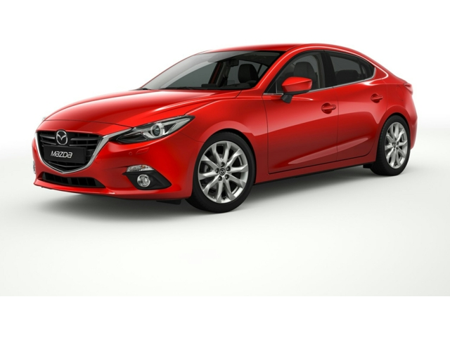 2015 Mazda Mazda3 i Grand Touring Kingston NY