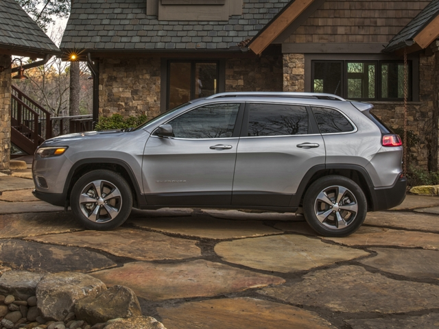 2019 Jeep Cherokee Latitude Plus Burlington WA
