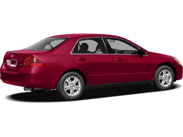 2007 Honda Accord Sdn LX SE Sumter SC