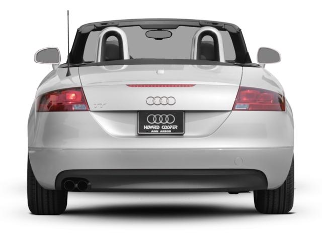 2008 Audi TT 2DR ROADSTER AUTO 2.0T Midland TX