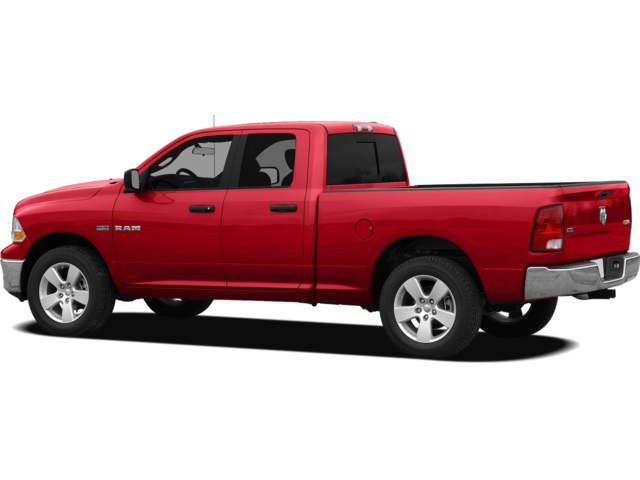 2011 Dodge Ram 1500 SLT 4x2 Quad Cab 140 in. WB Crystal River FL