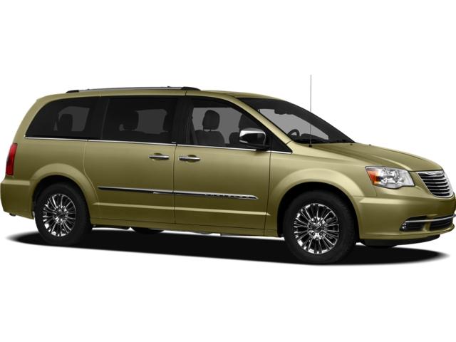 2012 Chrysler Town & Country Touring Corona CA