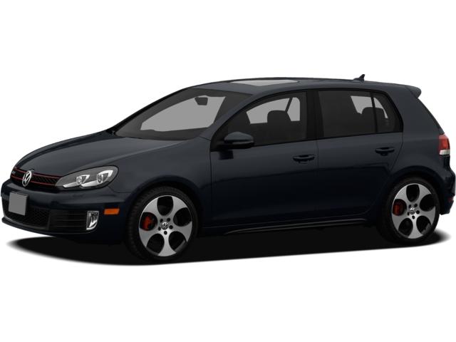 2012 Volkswagen GTI 4dr HB DSG Westborough MA