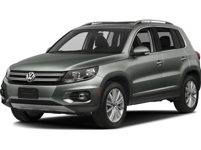 2017 Volkswagen Tiguan Limited  Walnut Creek CA