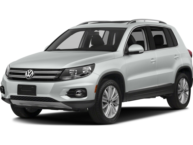 2018 Volkswagen Tiguan Limited  Walnut Creek CA