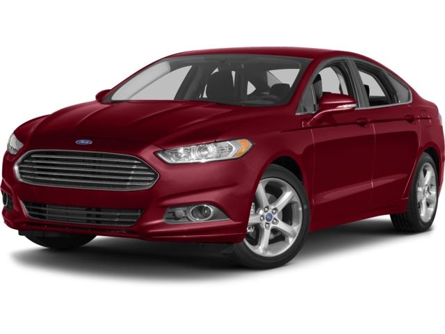 2016 Ford Fusion 4DR SDN SE FWD Midland TX