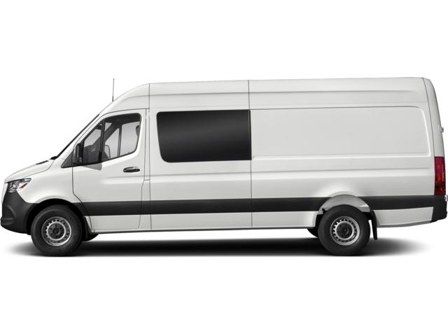 2019 Mercedes-Benz Sprinter 2500 Passenger Van Bellingham ...