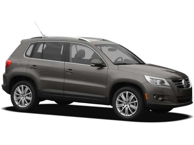 2009 Volkswagen Tiguan AWD SE w/Leather Westborough MA