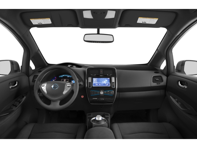 2013 Nissan Leaf Sv Corona Ca 26058133