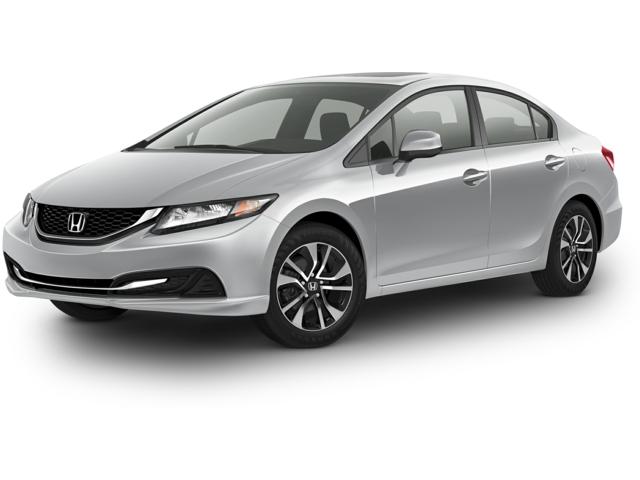 2015 Honda Civic Sedan 4dr CVT EX Brooklyn NY
