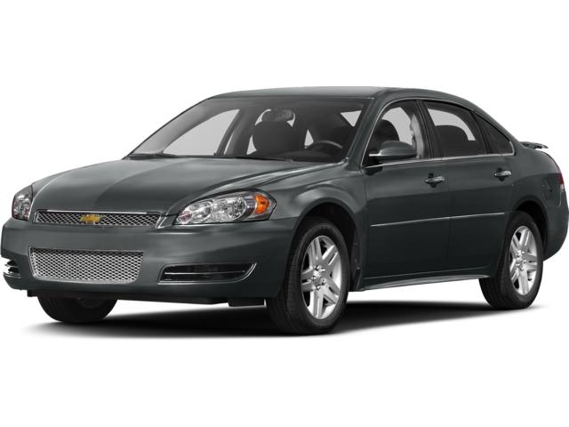 2016 Chevrolet Impala Limited Lt Salisbury Nc