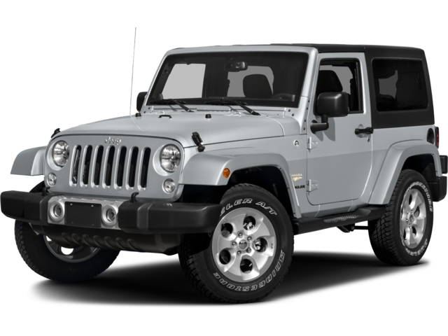 2015 Jeep Wrangler 4WD 2DR SAHARA Midland TX