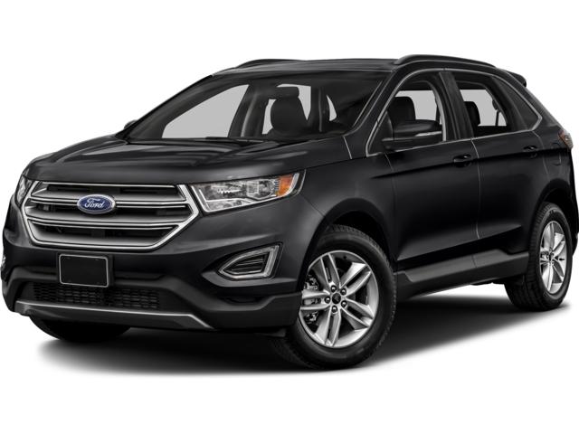 Ford Dealership Midland Tx >> 2017 Ford Edge TITANIUM AWD Midland TX 30077467