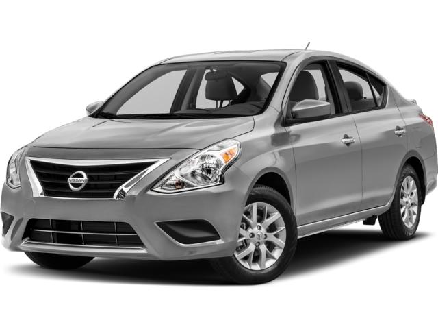 2017 Nissan Versa Sedan Jackson TN 25597683