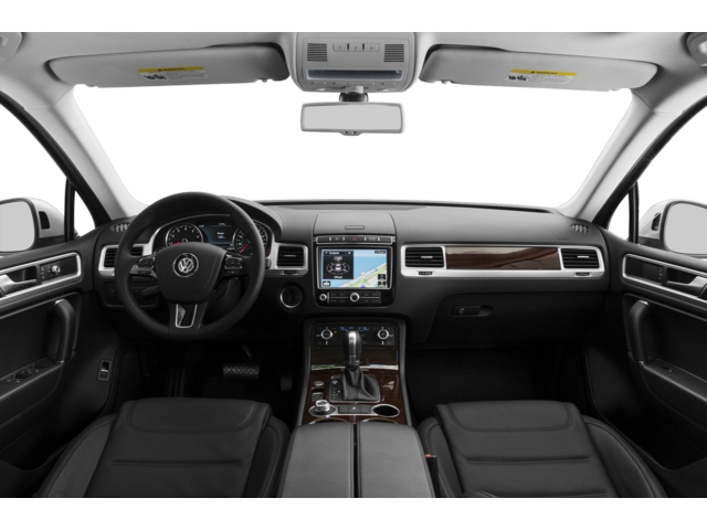 2015 Volkswagen Touareg TDI Lux AWD Mentor OH
