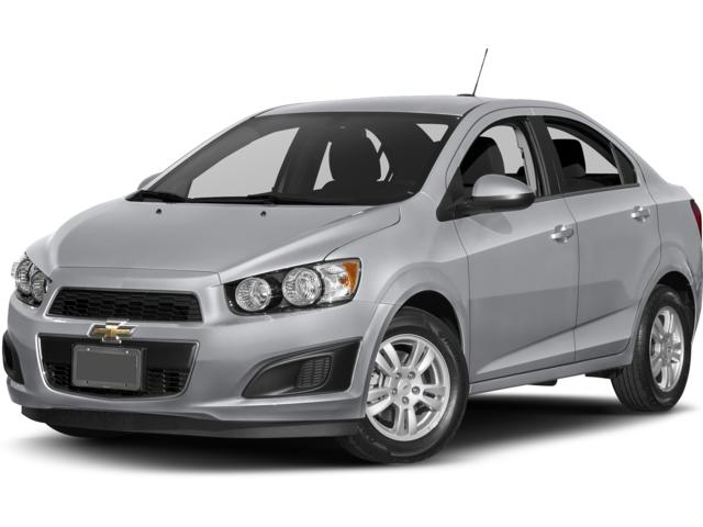 2016 Chevrolet Sonic LTZ Walnut Creek CA