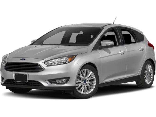 2017 Ford Focus TITANIUM HATCH Midland TX 28503100
