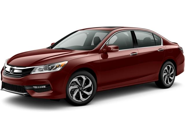 2017 Honda Accord EX-L V6 Pharr TX