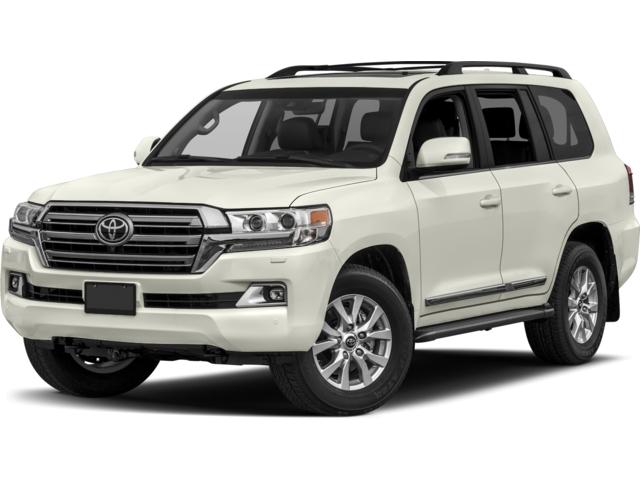 2018 Toyota Land Cruiser Base Lexington MA