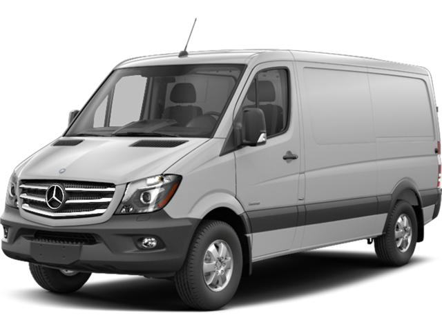 2017 Mercedes Benz Sprinter 2500 Cargo Van Chicago Il