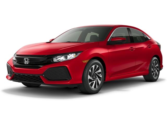 2018 Honda Civic Hatchback 5DR HB LX CVT W/SENS Brooklyn NY