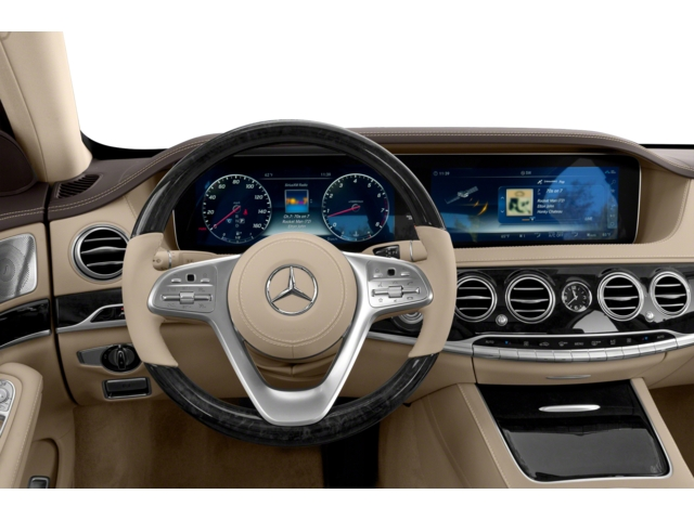 2019 Mercedes-Benz S 560 Sedan Houston TX