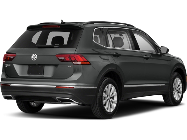 2019 Volkswagen Tiguan S with 4MOTION® Wellesley MA