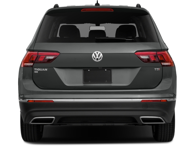 2018 Volkswagen Tiguan S Normal IL