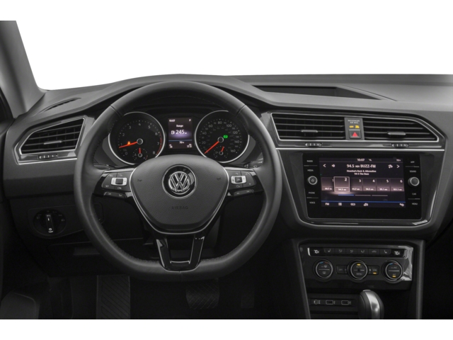 2019 Volkswagen Tiguan 2.0T S 4MOTION Westborough MA