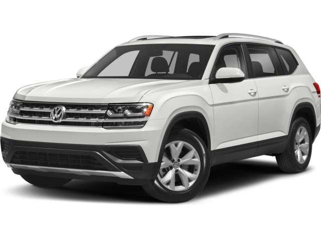 2019 Volkswagen Atlas 3.6L V6 SE with Technology R-Line Normal IL