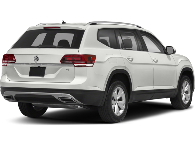 2019 Volkswagen Atlas V6 SEL with 4MOTION® Normal IL