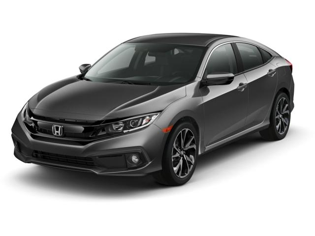 2019 Honda Civic Sedan 4DR SDN SPORT CVT Brooklyn NY