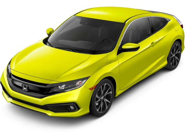 2019 Honda Civic Coupe 2DR CPE SPORT CVT Brooklyn NY