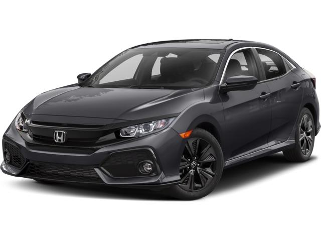 2019 Honda Civic Hatchback EX Covington VA
