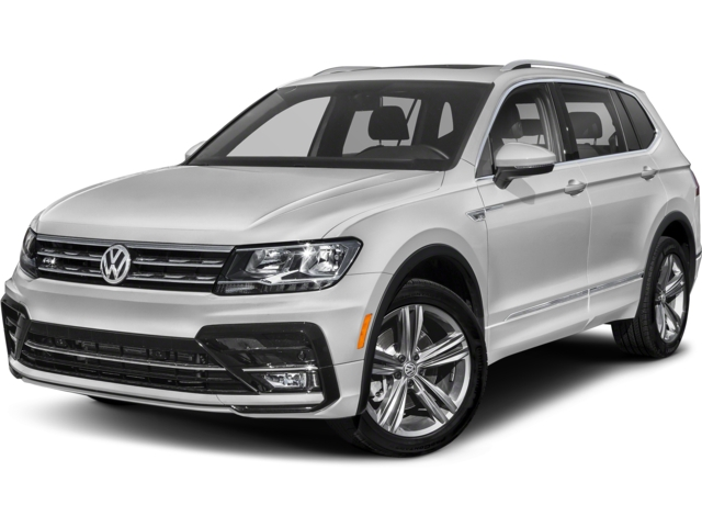 2019 Volkswagen Tiguan 2.0T SEL R-Line Bakersfield CA