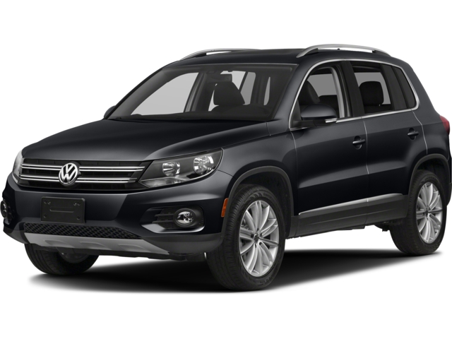 2017 Volkswagen Tiguan Wolfsburg Edition Morris County NJ
