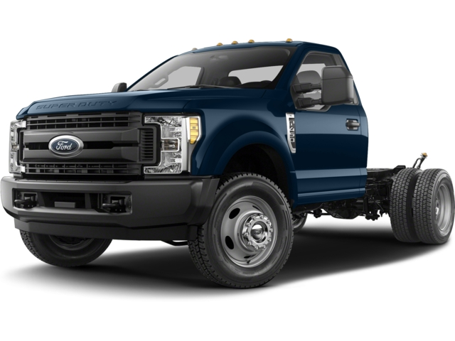2017 Ford F-550SD XL West Valley City UT
