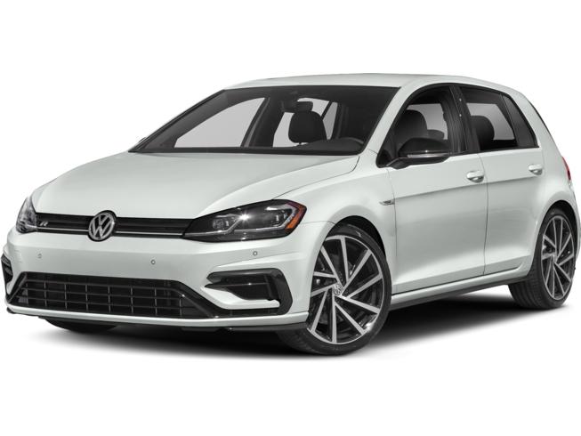 2019 Volkswagen Golf R 2.0T Manual w/DCC/Nav
