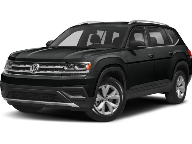 2019 Volkswagen Atlas 3.6L V6 SE w/Technology R-Line 4MOT