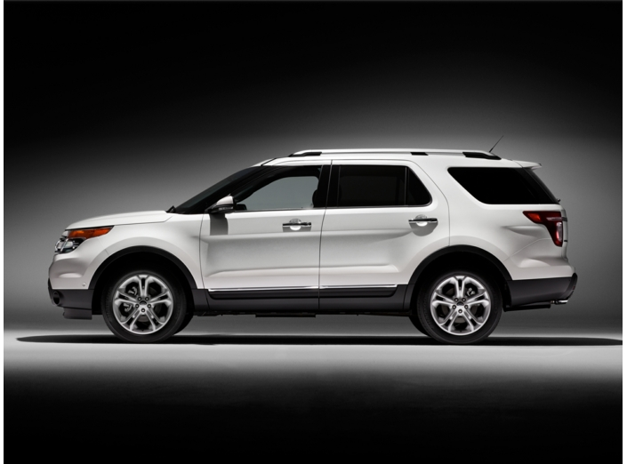 2012 Ford Explorer Limited Folsom CA